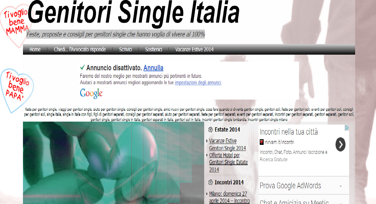 siti di incontri per i genitori single UK