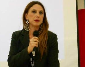 Carmen Porcelli Consigliere comunale di Aprilia