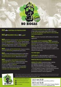 no biogas anzio