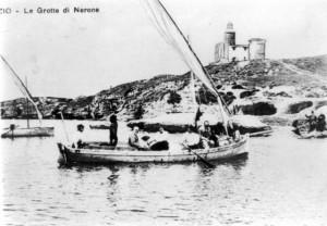 Anzio antica: le grotte di Nerone