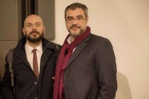 Costantino Saccchetto e Danilo Cosentino LeU