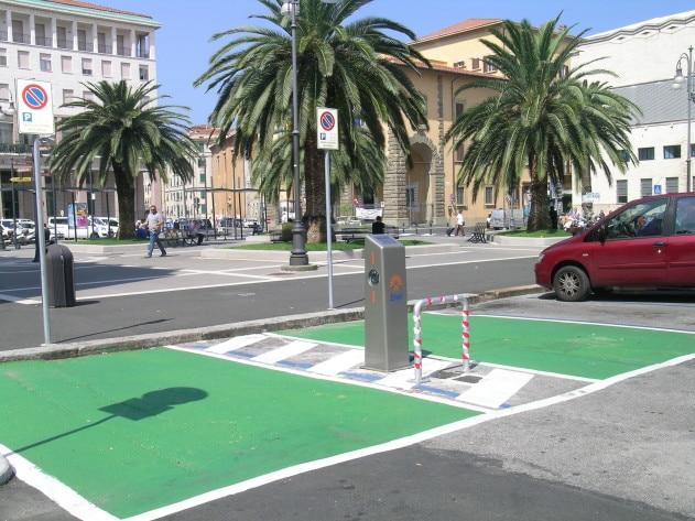 Anzio diventa green, a breve 8 colonnine per caricare le auto elettriche