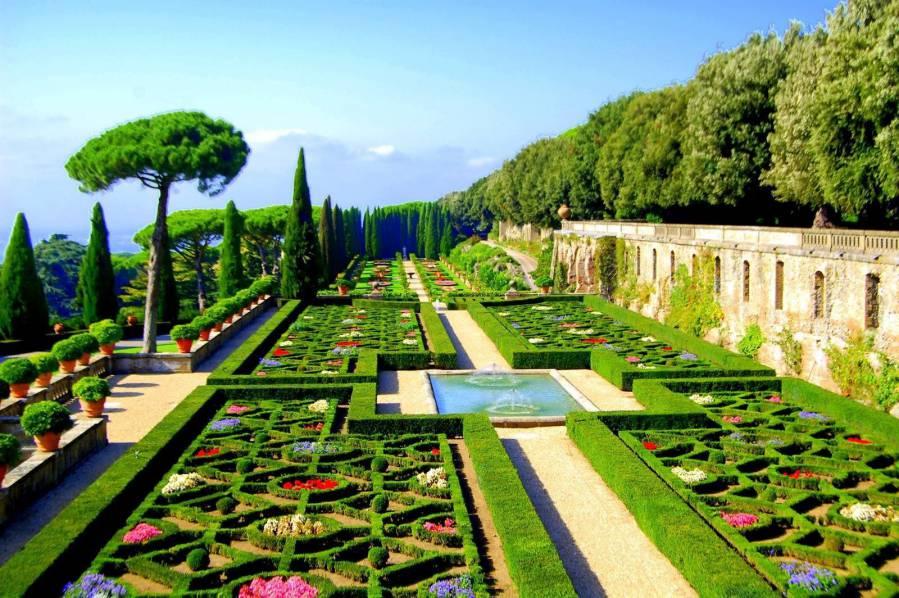 Risultati immagini per TRENITALIA, SCOPRIRE IN TRENO l'incanto dei giardini